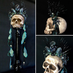 Costume Headdress Mermaid