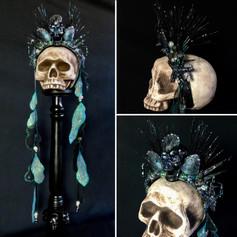 Costume Headdress Mermaid