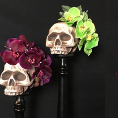 Headdresses - Orchids