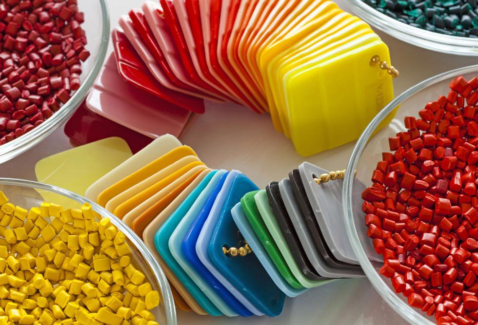 Plástico Reciclado Goldenplast