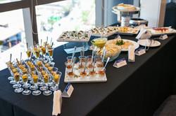Buffet para Tangran Pepsico 2018