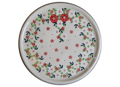 Dessous de plat, Cerisiers en fleurs