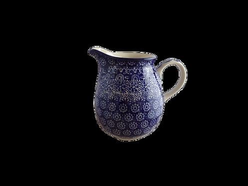 Pot à crème ou saucière, Moucharabieh