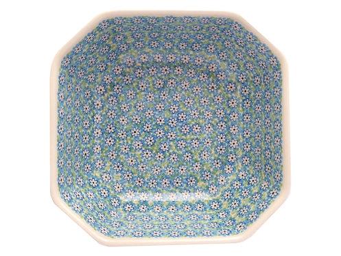 Saladier octogonal, Eclosion printanière
