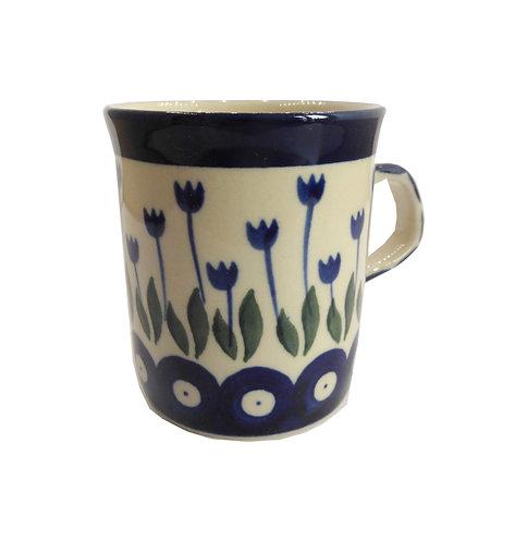Tasse à café, Tulipes