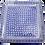 Thumbnail: Plat carré de présentation, Moucharabieh