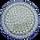 Thumbnail: Grand plat rond, Délicatesse