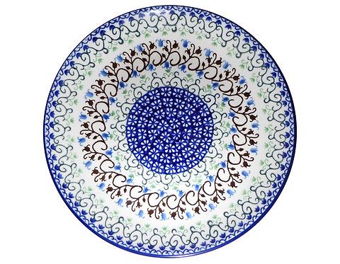 Assiette, Arabesques