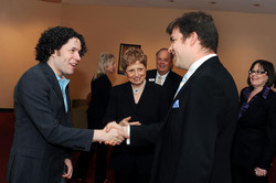 Michael Christie Gustavo Dudamel
