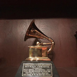 Michael Christie Grammy