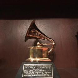 Michael Christie Grammy