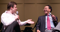 Michael Christie Yo-Yo Ma