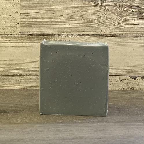 Pumice & Charcoal Men's Big Ass Soap Bar