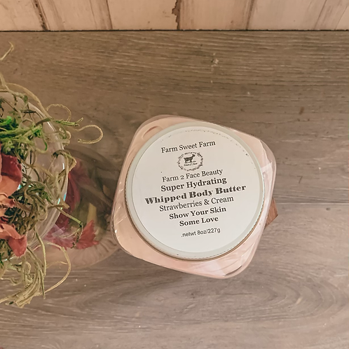 Whipped Bodacious Body Butter