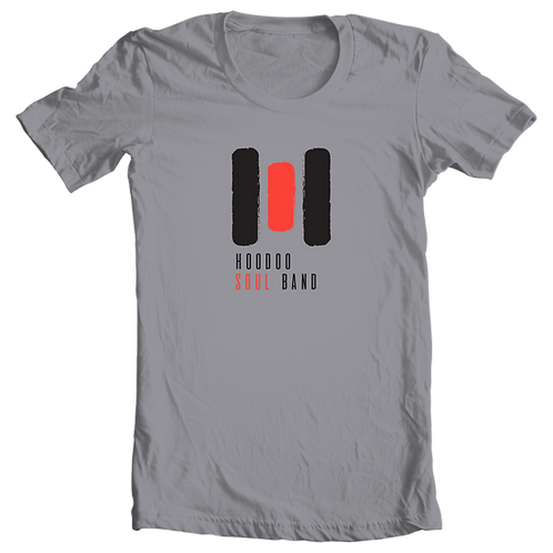 Hoodoo 2020 t-shirt (silver)