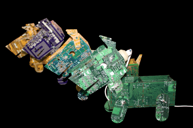 PCB 機器狗