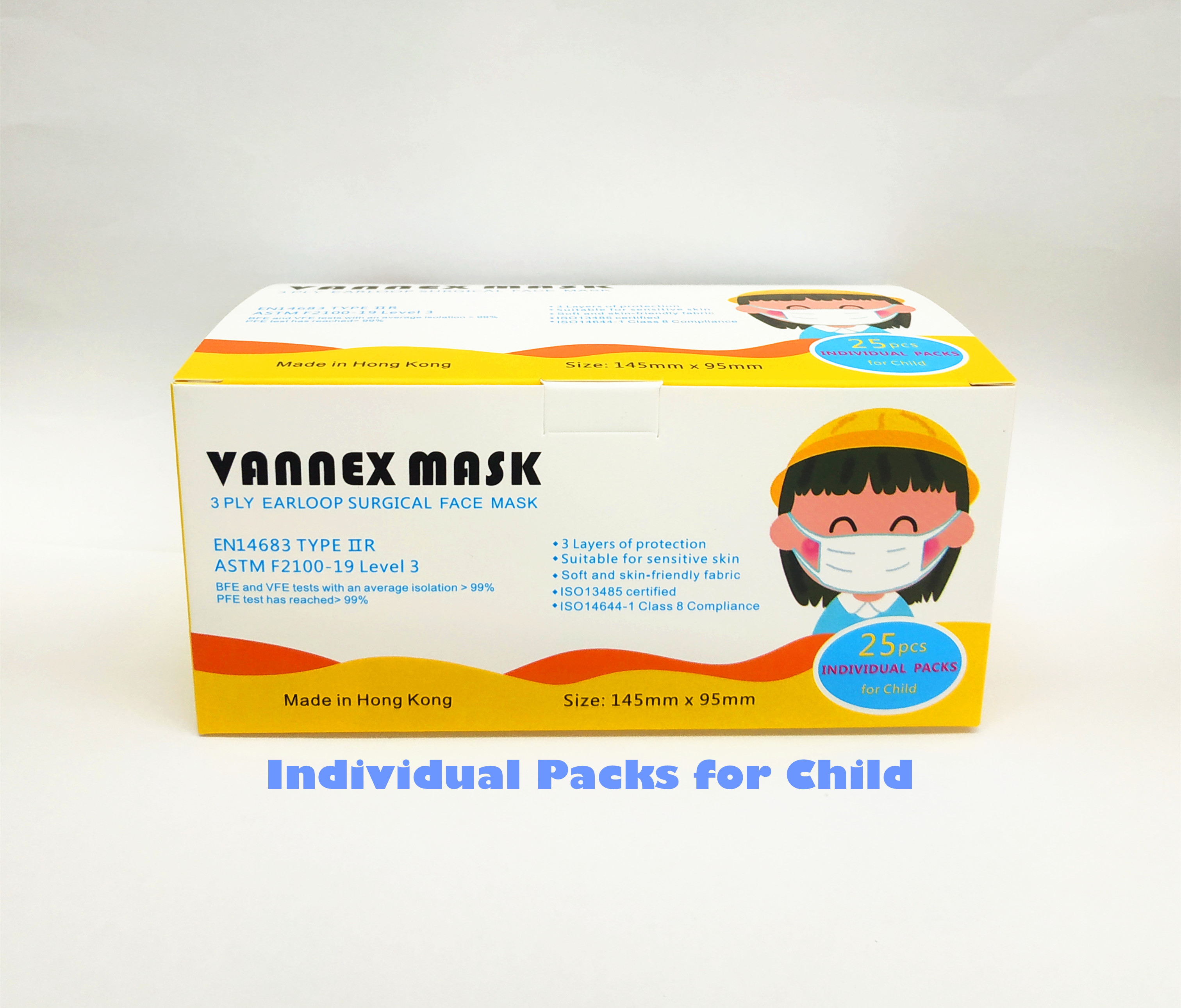 individual for child