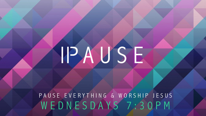 PAUSE Worship launches on Wednesday Nights
