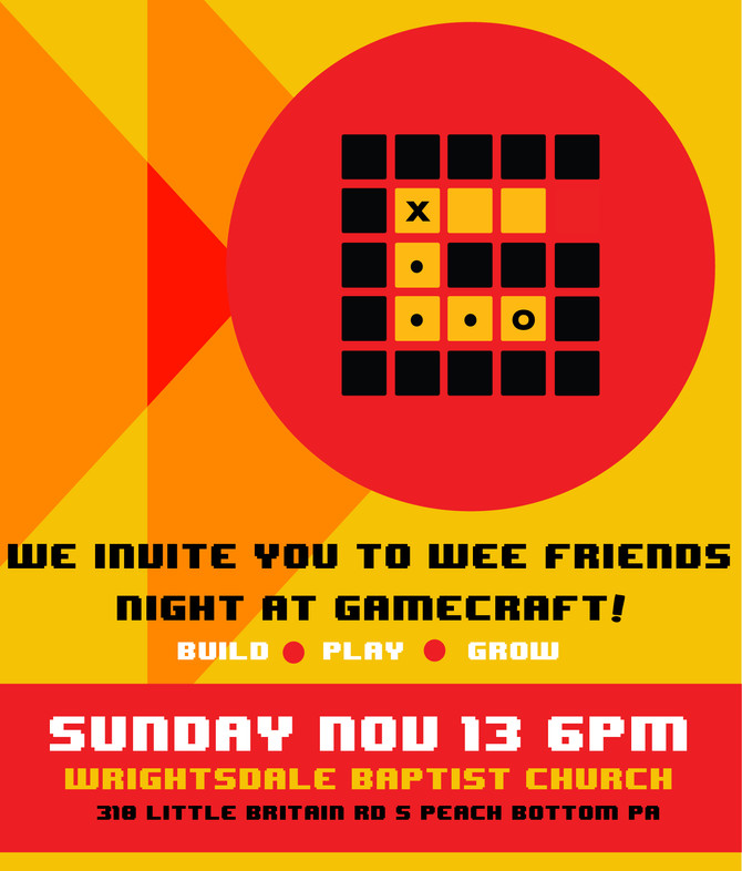 Wee Friends comes to Gamecraft