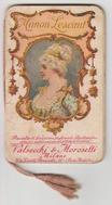 calendarietto da barbiere 1912 valsecchi e morosetti