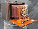 antico, antique, vintage, macchina fotografica antica, antique camera, Rochester Optical Co., premo, macchina fotografica a cassetta