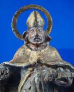 antica scultura lignea