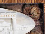 Osso di seppia scultura napoli