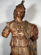 scultura lignea antica