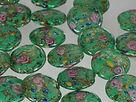 antico, antique, antichi, antiques, vintage, glass, vetro,  perle di vetro veneziane, venetian glass beads, murrine, avventurina, calcedonio, perla di vetro