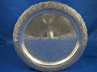 tiffany sterling plate