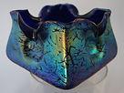 antico, antique, antichi, antiques, vintage, glass, vetro, kralik, loetz, bohemia, art nouveau, iridescente, iridescent