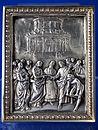 argento antico, antique silver, sterling, argento, silver,  bassorilievo, bas-relief, Eugenio Bellosio