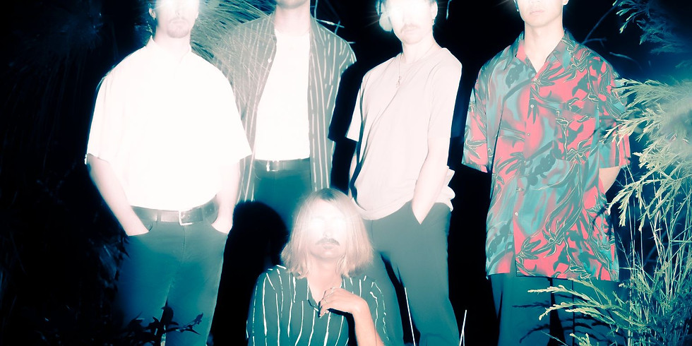 "The Jensens ""Hammer & Blush"" Brisbane Album Launch"