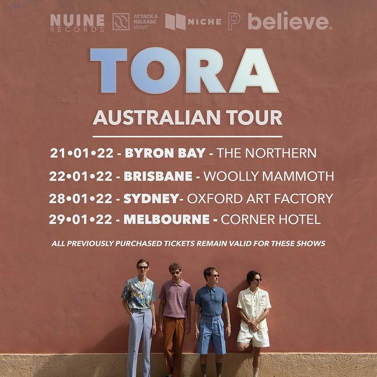 Tora - A Force Majeure Tour