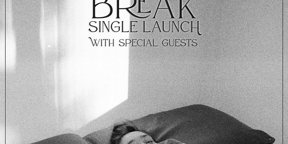 Asha Jefferies - 'Break' Single Launch