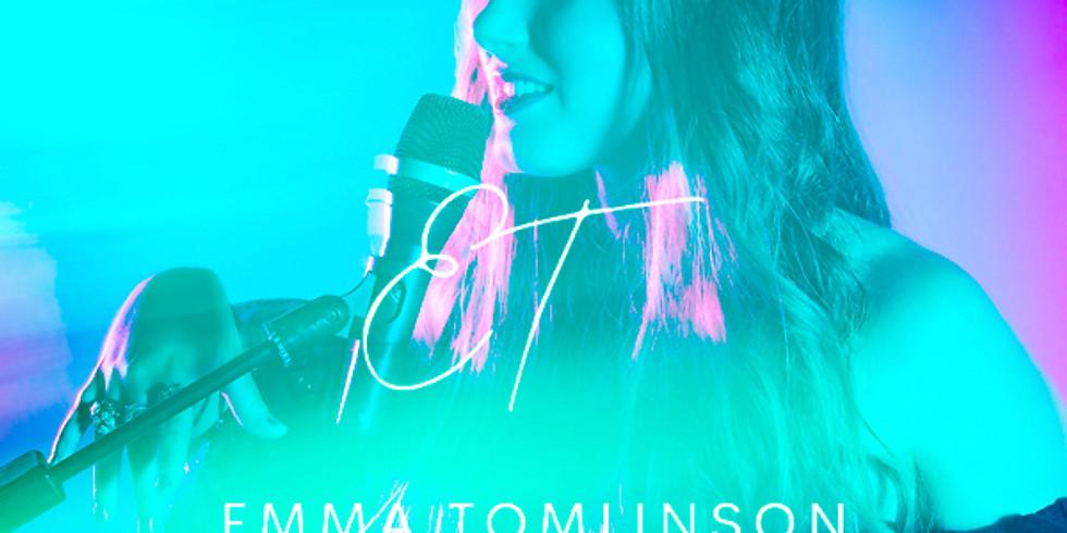 EMMA TOMLINSON SINGLE LAUNCH