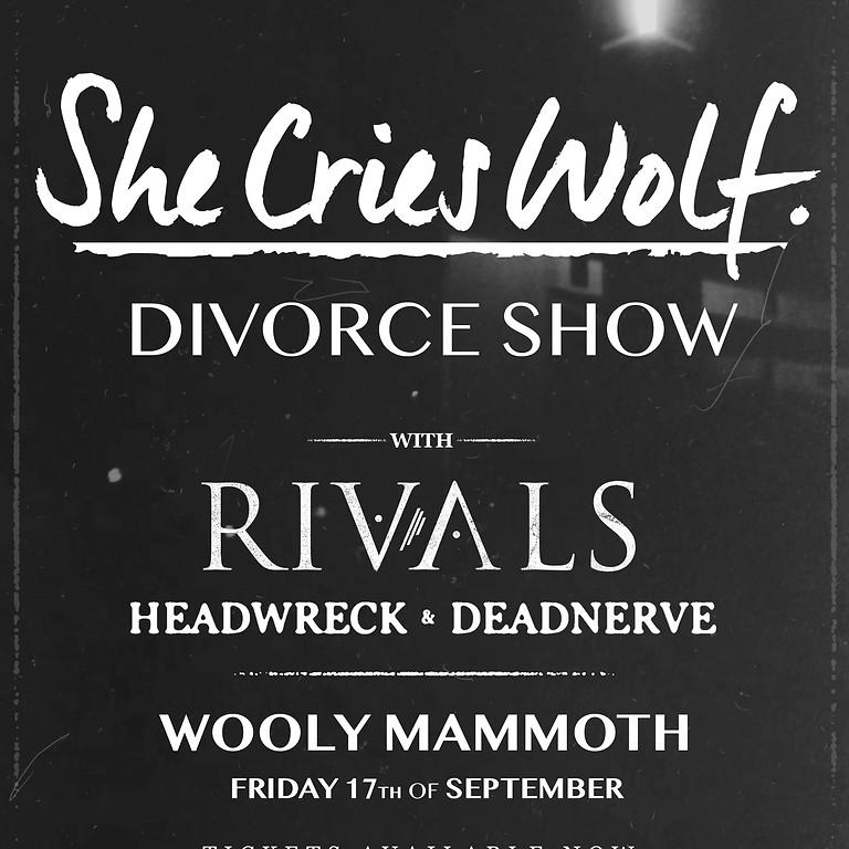 SHE CRIES WOLF - DIVORCE SHOW 2021