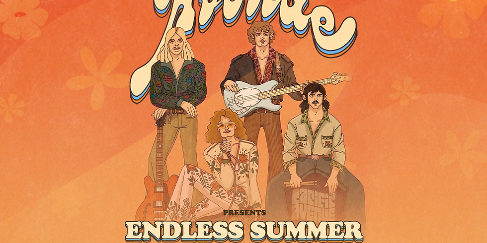 Pacific Avenues Endless Summer of Love