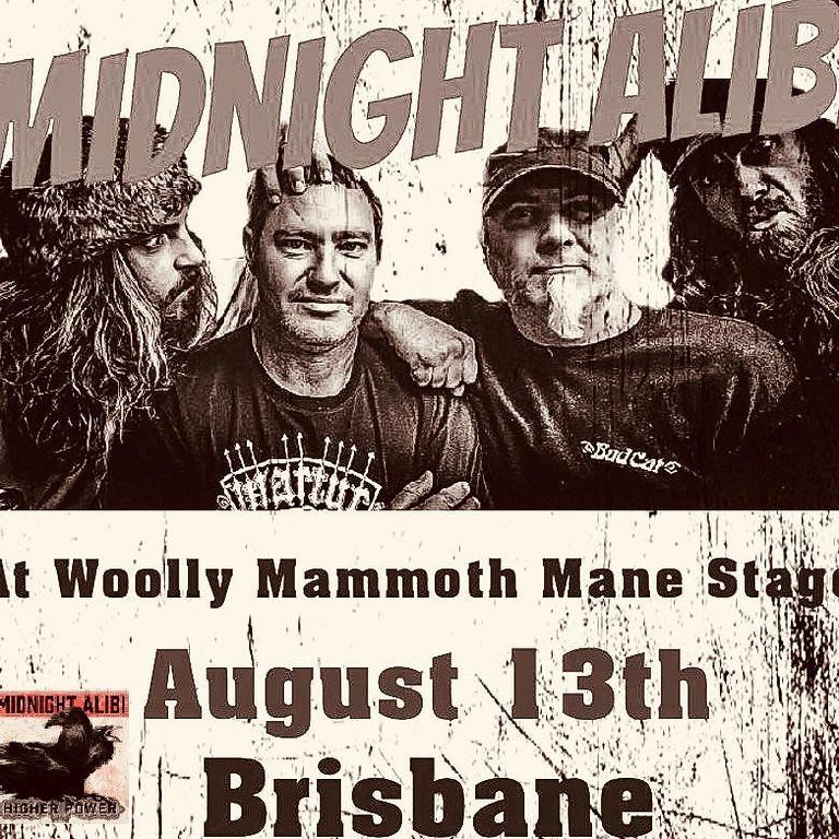 Midnight Alibi Higher Power Tour