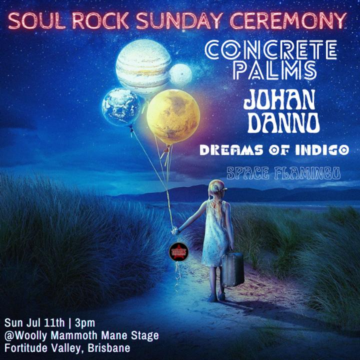 Soul Rock Sunday Ceremony