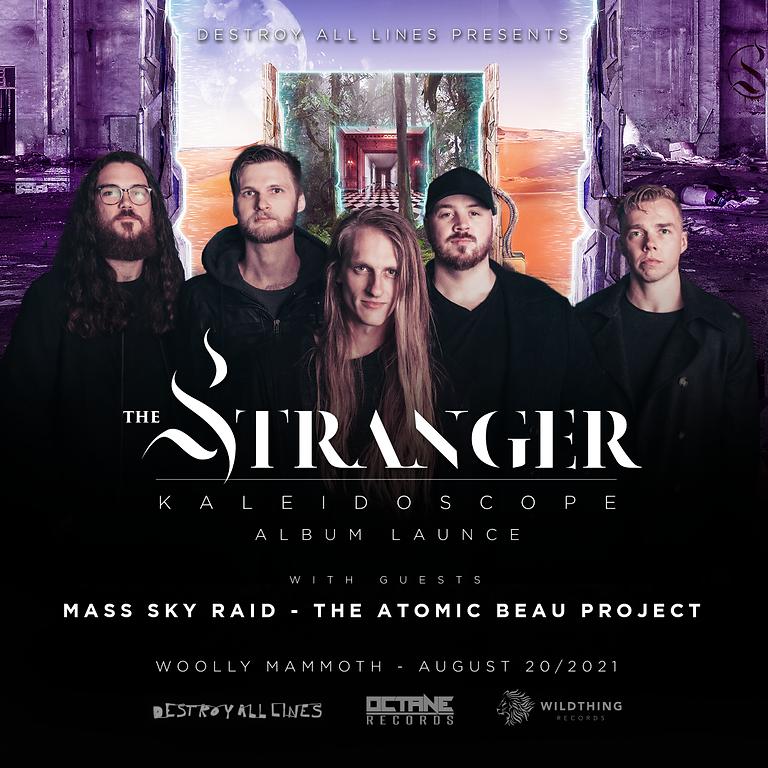 The Stranger 'Kaleidoscope' Album Launch