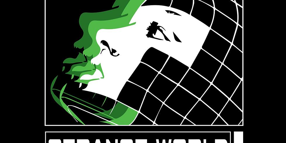 GREAT SAGE ' STRANGE WORLD' SINGLE LAUNCH