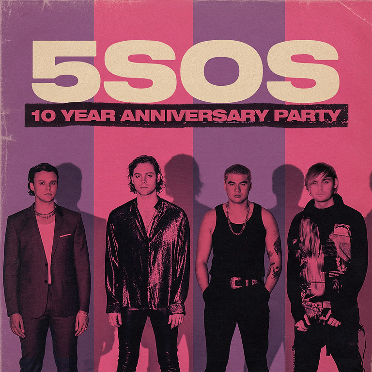 5SOS 10 Year Anniversary Party