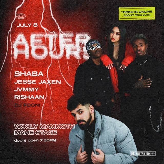AFTER HOURS ft. Shaba, Jesse Jaxen, JVMMY and Rishaan