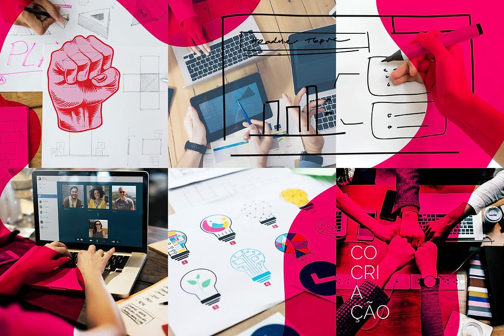 Facilitadores para criação de logo e comunicação estratégica