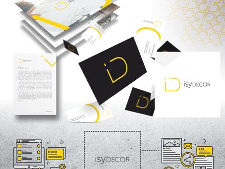 Desenvolvimento de ação estratégica, criação de logo, identidade visual e papelaria personalizada