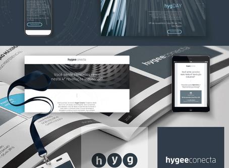 Criação de logo, identidade visual e site para evento, de forma ágil e descomplicada