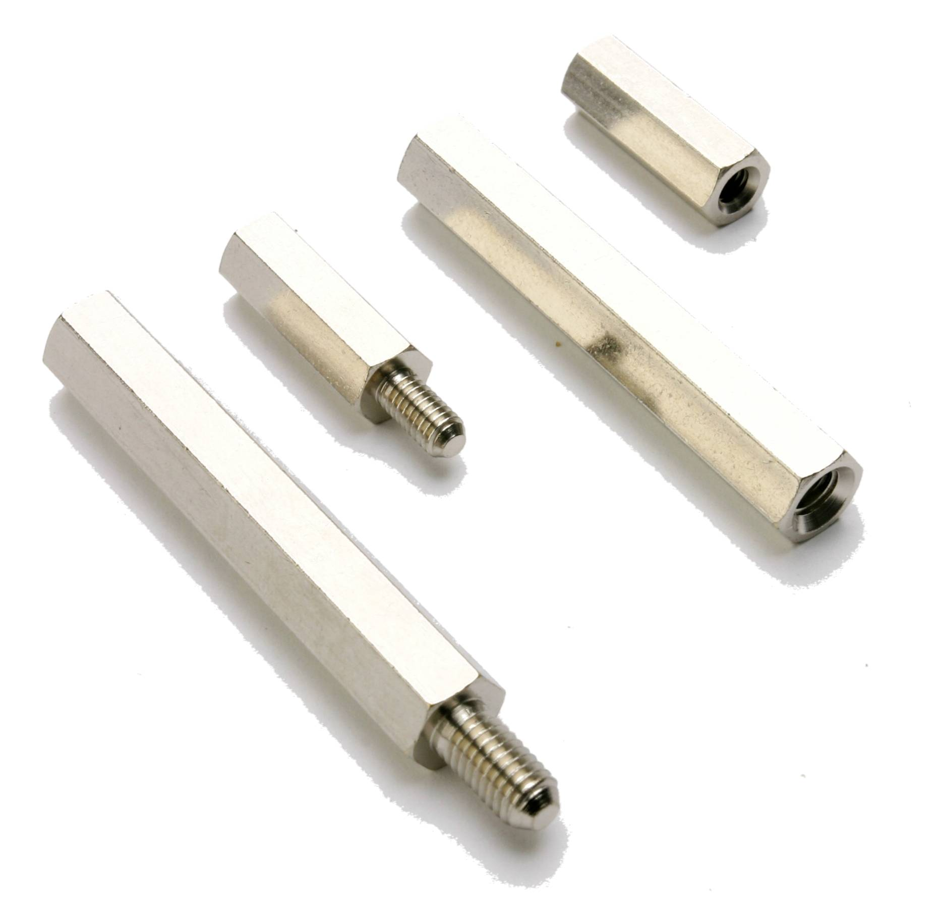 Hex Threaded Spacers
