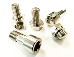 Stainless Parts Threaded