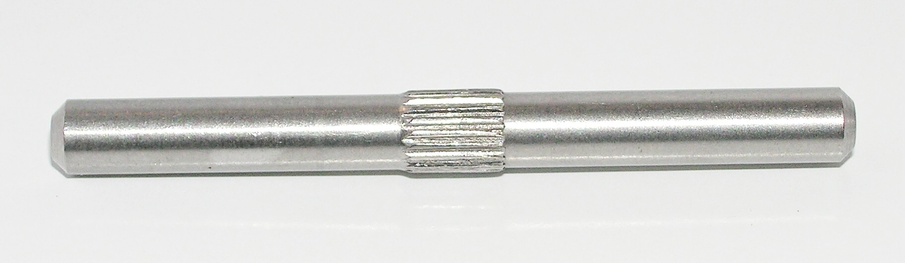 Pin with Centre Knurl6